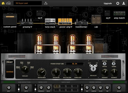 Positive Grid BIAS AMP Professional