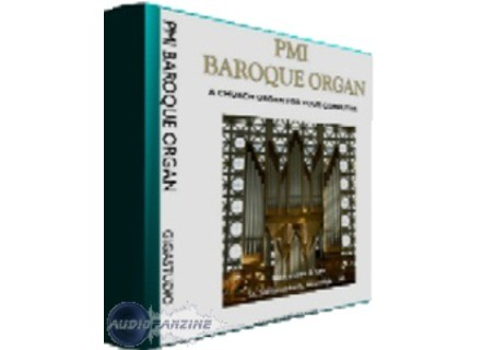 Post Musical Instruments Baroque Organ