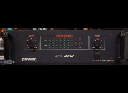 Power Acoustics APK 2240