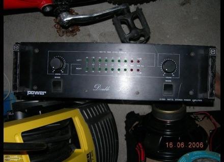 Power Acoustics Double 300