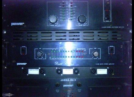 Power Acoustics Double Six serie II