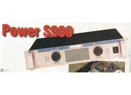 Power Acoustics S900