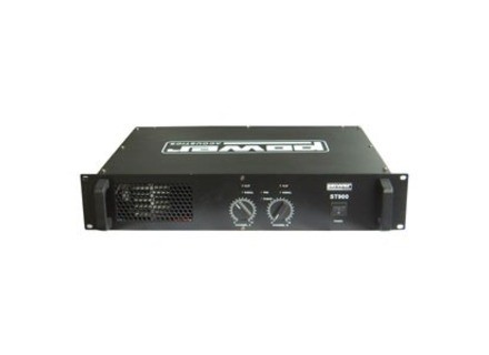 Power Acoustics ST 600