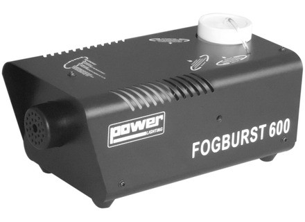 Power Lighting Fogburst 600