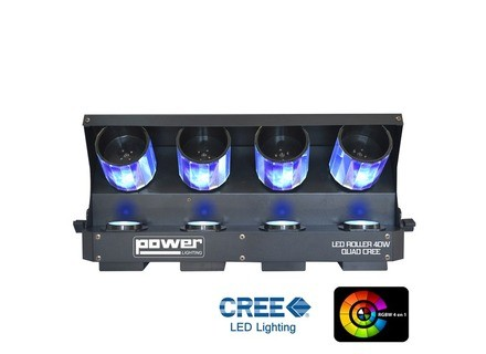 Power Lighting LED Roller 40W Quad CREE
