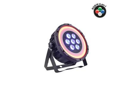 Power Lighting PAR 7x10W Quad Ring