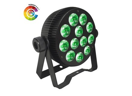 Power Lighting PAR SLIM 12x10W HEXA