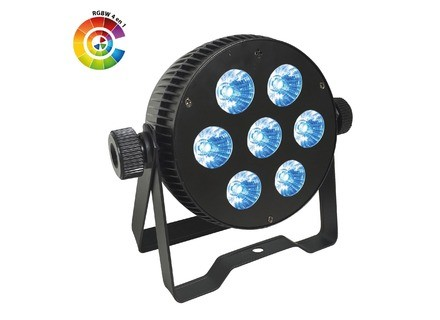 Power Lighting PAR SLIM 7x10W QUAD
