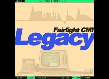 PowerFX Fairlight CMI Legacy