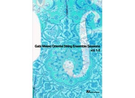 PowerFX Gabi Masso Oriental String Sessions Vol. 1-3