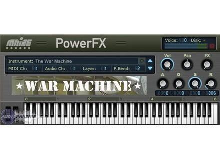 PowerFX War Machine