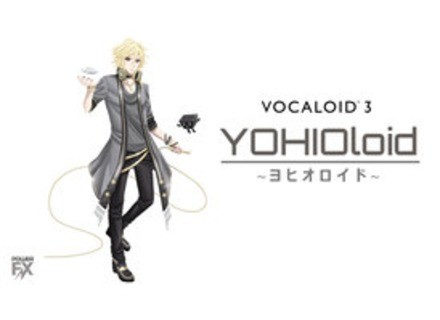 PowerFX YOHIOloid for Vocaloid 3
