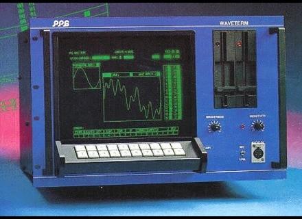 PPG Waveterm A