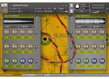 Precision Sound Hybrid Factory