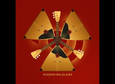 Precision Sound Russian Balalaika