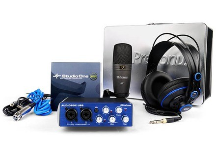 PreSonus 1Box Recording Kit