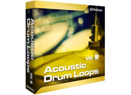 PreSonus Acoustic Drum Loops Vol. 2