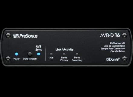 PreSonus AVB-D16