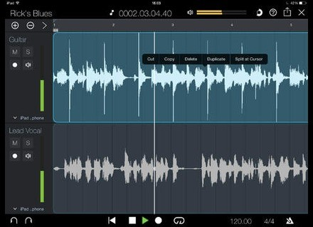 PreSonus Capture Duo App