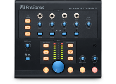 PreSonus Monitor Station 2
