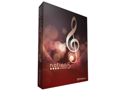 PreSonus Notion 5