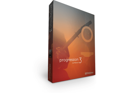 PreSonus Progression 3