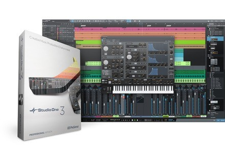 PreSonus Studio One 3 Professional