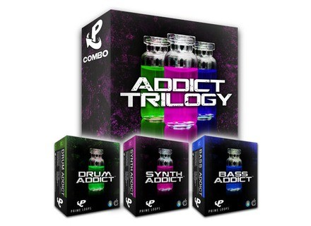 Prime Loops Addict Trilogy