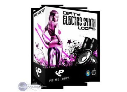 Prime Loops Dirty Electro Synth Loops