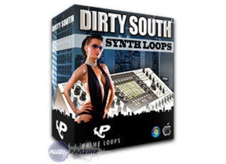 Prime Loops Dirty South Synth Loops