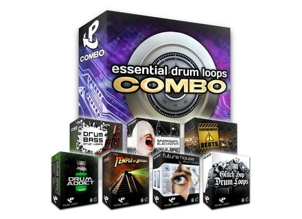 Prime Loops Essential Drum Loops