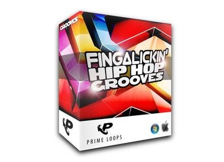 Prime Loops Fingalickin' Hip Hop Grooves