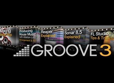 Prime Loops Groove 3 Tutorials
