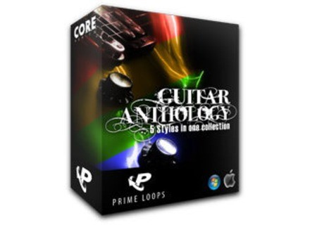 Prime Loops Guitar Anthology