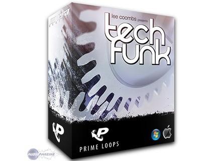 Prime Loops Lee Coombs Presents Tech Funk