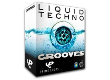 Prime Loops Liquid Techno Grooves