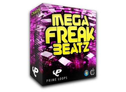 Prime Loops Mega Freak Beatz