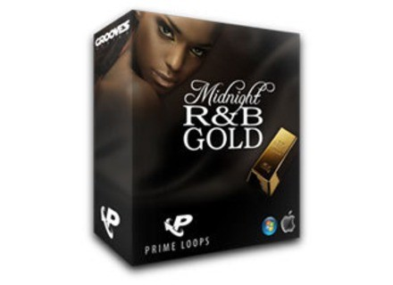 Prime Loops Midnight R&B Gold