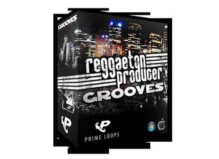 Prime Loops Regaeton Producer Grooves Loop Collection