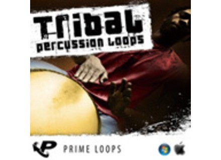 Prime Loops Tribal Percussion Loops