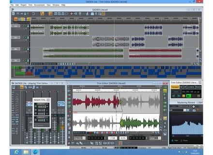 Prism Sound SADiE 6 Lite