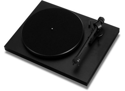 Pro-ject debutIII noir piano