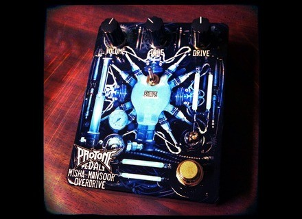 Pro Tone Misha Mansoor Limited Edition Signature Overdrive
