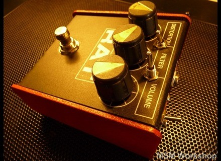 ProCo Sound RAT 2 - ModeRat - Modded by MSM Workshop