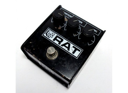 ProCo Sound RAT Whiteface
