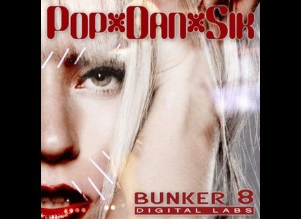 Producer Loops Bunker 8 Pop Dan Sik