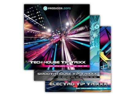 Producer Loops Club Tip Trixxx Bundle