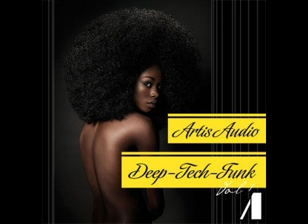 Producer Loops Deep Tech Funk Vol 1