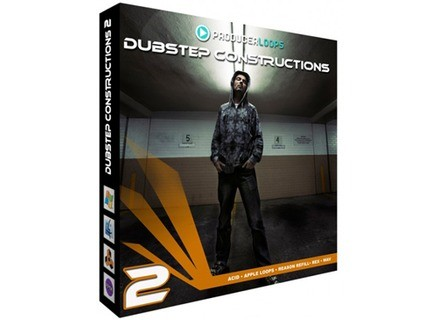 Producer Loops Dubstep Constructions 2