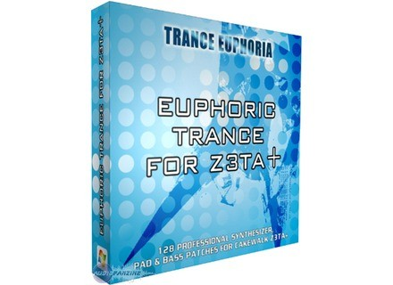 Producer Loops Euphoric Trance for Z3TA+